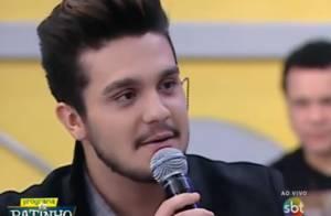 Luan Santana nega namoro com Bruna Marquezine: 'A gente é só amigo'