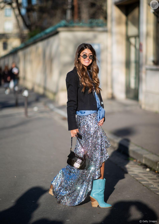 Inspiração de moda e tendência  veja fotos de looks com roupas de ... 5538cfe3b6cc7