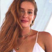 Marina Ruy Barbosa nega ter dado festa restrita a atores:'Estava com meu marido'