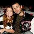 Sergio Marone também já namorou a atriz Alinne Moraes. Em 2006, logo depois de terminar com Cauã Reymond, a atriz ficou por quase dois anos com Marone