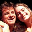 Marcello Novaes e Leticia Spiller formaram um casal na novela 'Quatro por Quatro' e se casaram na vida real, mas não estão mais juntos