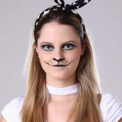 Make de Carnaval: aprenda a fazer uma maquiagem de gatinha e arrase na folia!