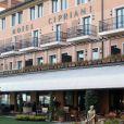 Vista geral do Belmond Cipriani Hotel, que fica na Ilha de Giudecca, em Veneza, Itália