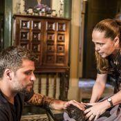 Autores repassam cenas de Bruno Gagliasso para Isabela Garcia em novela
