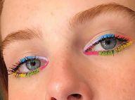 Delineado bicolor! Nathalie Billio dá oito dicas para você arrasar nessa trend