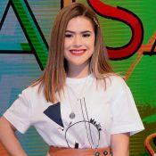 Maisa Silva lembra de tragédia em Suzano em 1º programa: 'Que amor reine'