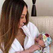 Sabrina Sato escolhe e organiza looks da filha, Zoe: 'Cuido de tudo com carinho'