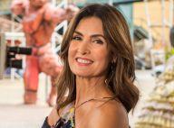 Fátima Bernardes menciona composição da família após separação: 'Reconstrução'