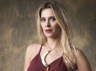 Carol Dieckmann dedica foto sexy a marido e rebate crítica por nude vazado:'Lei'