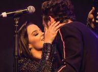 Maiara e Fernando Zor agitam fãs com troca de beijos em show. Veja vídeo!