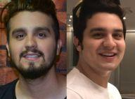 Luan Santana raspa a barba depois de 6 anos e fãs aprovam: 'Rejuvenesceu'