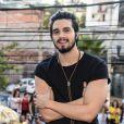 Luan Santana muda visual após anos em vídeo publicado nesta segunda-feira, dia 08 de abril de 2019