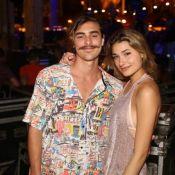 Sasha Meneghel posa com Bruno Montaleone em foto e declara: 'Sinto falta de nós'