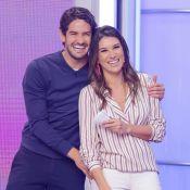 Alexandre Pato faz post apaixonado e Rebeca Abravanel retribui: 'Te amo tanto'