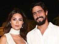 Thaila Ayala e Renato Góes marcam casamento e decidem fazer duas cerimônias