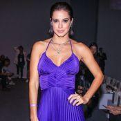 Vera Viel é confundida com Marquezine na SPFW por fãs: 'Me compararam com ela'