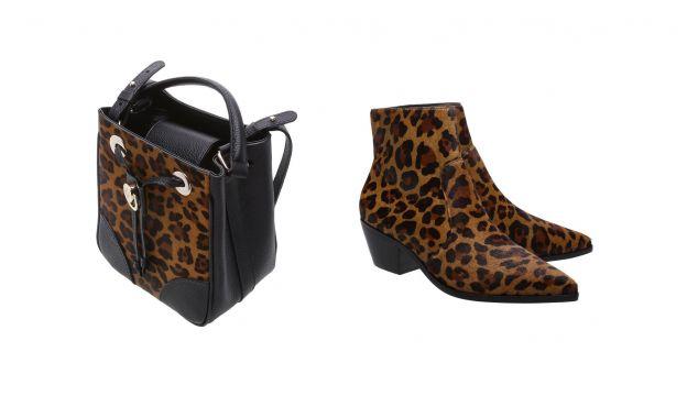 Essa dobradinha é a nossa sugestão para investir na trend monocromática com sapato + bolsa