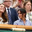 Kate Middleton e Meghan Markle se aproximaram desde a entrada da americana na família real