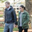 Meghan Markle e Príncipe Harry ganharam a visita de Kate Middleton e Príncipe William