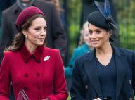 Kate Middleton fez visita secreta a Meghan Markle na reta final da gravidez