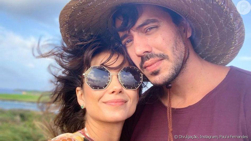 Paula Fernandes e Gustavo Lyra terminam relacionamento