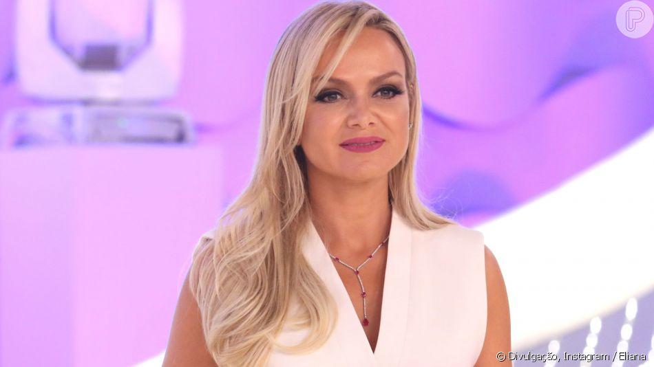Eliana nega rumores de mudança para os Estados Unidos: 'N ão está se programando para sair do Brasil'