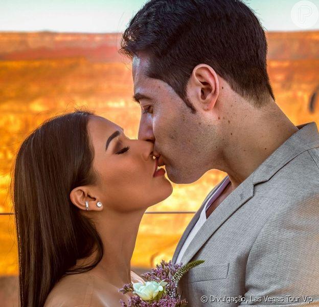 Simaria elogia relação com o marido, Vicente, por ausência de ciúmes de ambas as partes, como contou em entrevista de rádio nesta terça-feira, dia 07 de maio de 2019