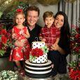 Thais Fersoza nega possibilidade de mais uma gravidez com Michel Teló