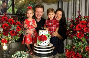 Thais Fersoza nega 3ª gravidez com Michel Teló após suspeitas de fãs. Entenda!