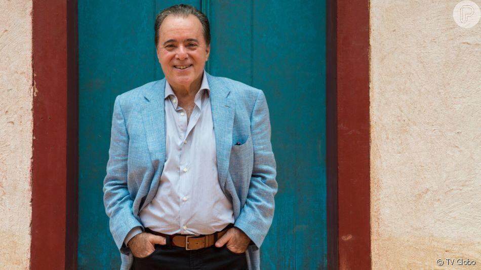Olavo (Tony Ramos) é morto no último capítulo da novela 'O Sétimo Guardião'