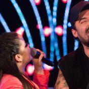 Maiara comemora presença de Fernando em show e Maraisa brinca: 'Maridinho veio'