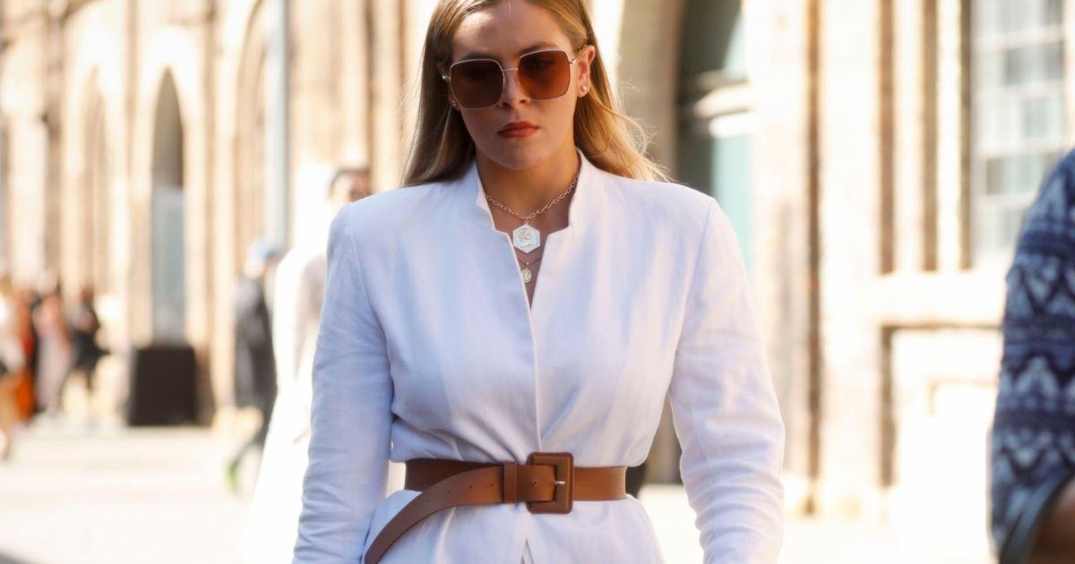 e7ecc5e076 Blazer branco tá na moda  aprenda 4 formas de usar a peça no inverno -  Purepeople