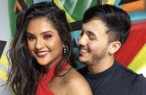 Wallas Arrais defende Mileide Mihaile de críticas por namoro: 'Respeito'. Saiba!