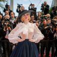 Elle Fanning teve um dos looks mais clássicos e incríveis de Cannes