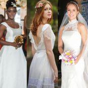 Vestidos de noiva da ficção! Confira 60 fotos de looks de novela para inspirar
