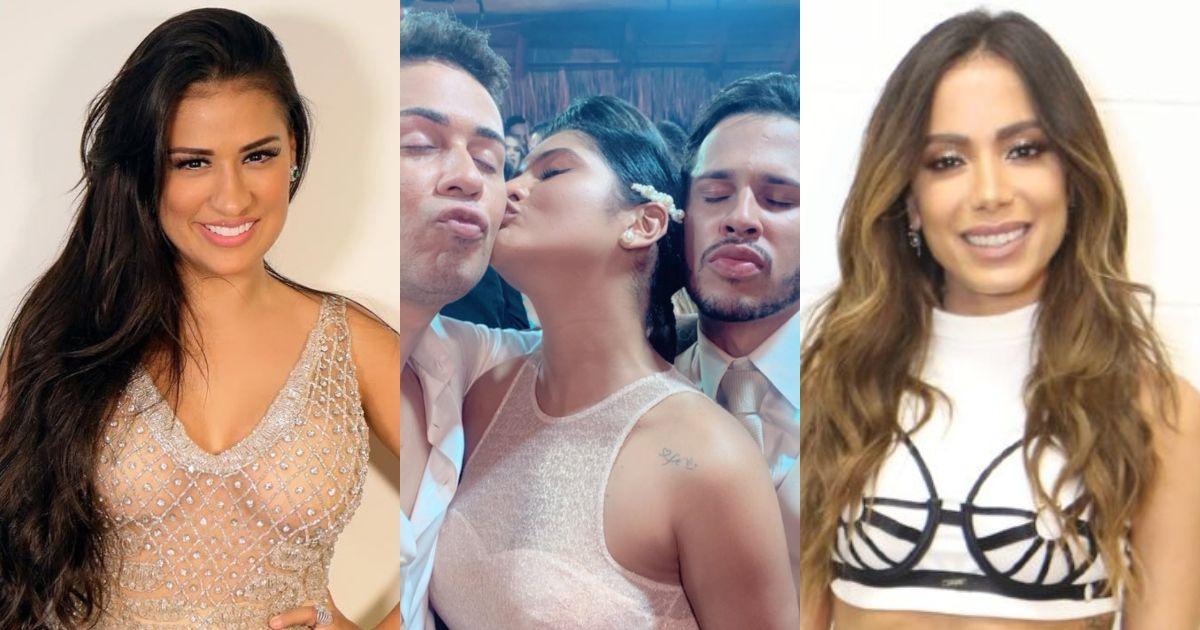 0af50ae46284fb Casamento de Carlinhos Maia: Mileide Mihaile canta Safadão, beijo de Flavia  Pavanelli e Kevinho e mais! - Purepeople
