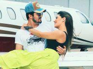 Luan Santana diz que fãs o cobram casamento com namorada: 'Escolhida para vida'