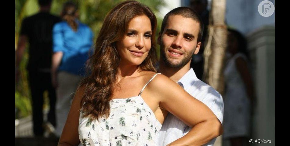 Ivete Sangalo ganhou uma declaração de amor musical do marido, Daniel Cady