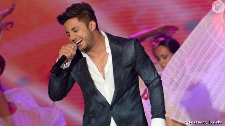 Pai de Cristiano Araújo lamentou morte do cantor de forró Gabriel Diniz nesta segunda-feira, 27 de maio de 2019