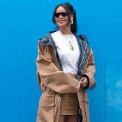 A nova coleção de luxo de Rihanna é tudo que ela usou nos últimos dias. Fotos