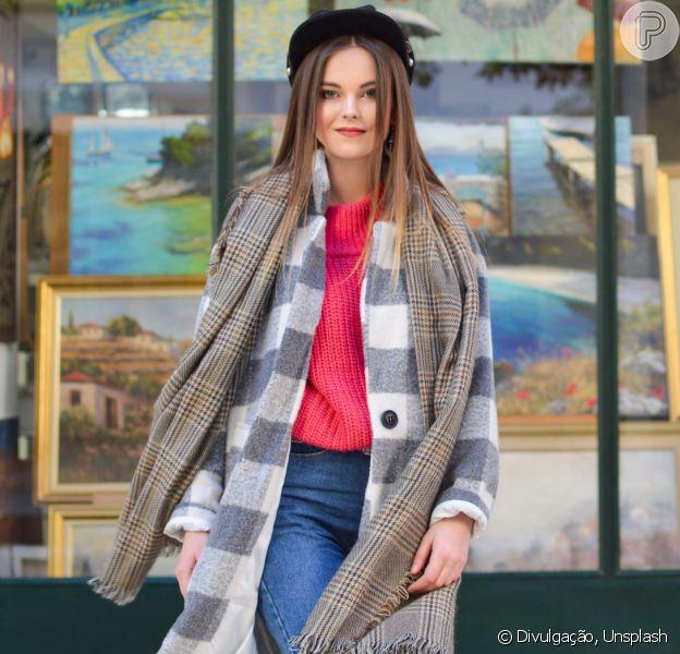 Casacos longos são estilosos para o inverno. Veja inspiração de looks