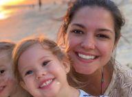 Thais Fersoza mostra nova brincadeira favorita da filha, Melinda, em vídeo