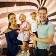Thais Fersoza é mãe de Melinda e Teodoro, frutos do casamento com Michel Teló