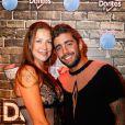Luana Piovani e Pedro Scooby terminaram o casamento em março
