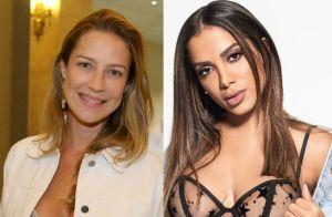 Anitta rebate comentário de Luana Piovani: 'Experimente nascer pobre'