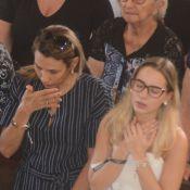 Família chora em missa de Gabriel Diniz e namorada homenageia: 'Eterno presente'