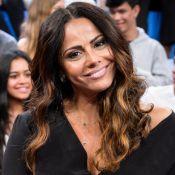 Viviane Araujo nega romance com diretor da Globo: 'Papinha é um grande amigo'