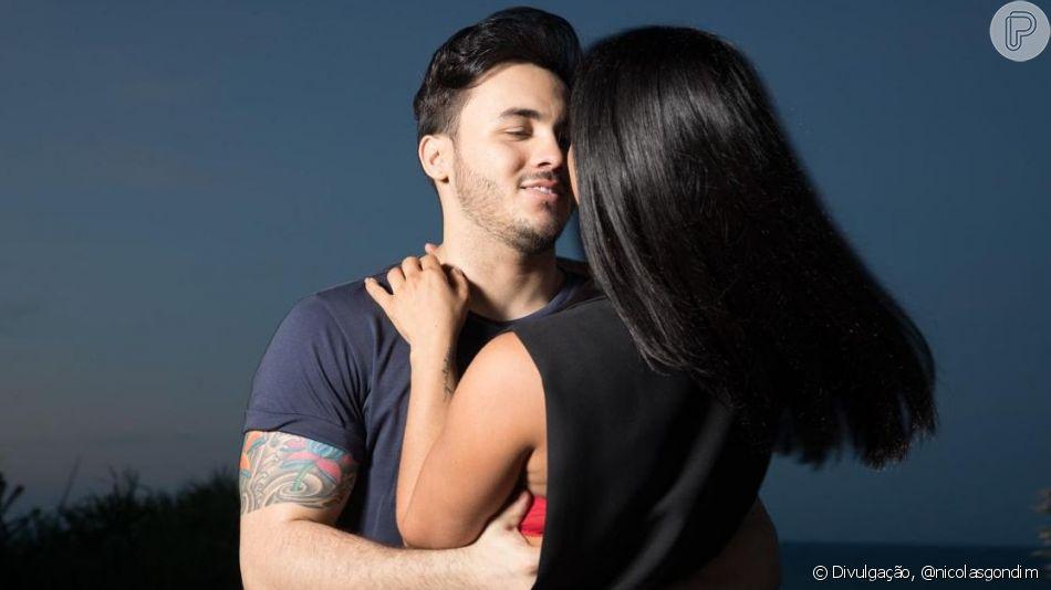 Mileide Mihaile e Wallas Arrais publicaram novas fotos da campanha de Dia dos Namorados nesta segunda-feira, 3 de junho de 2019
