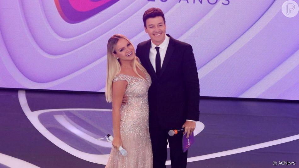 Rodrigo Faro admite mágoa com Eliana após deixar de segui-la, como contou em entrevista nesta sexta-feira, dia 07 de junho de 2019
