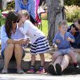 Jennifer Garner negou recentemente estar grávida do quarto filho com Ben Affleck